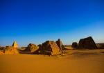 Royal Cemetry, Bajrawiya, SUDAN