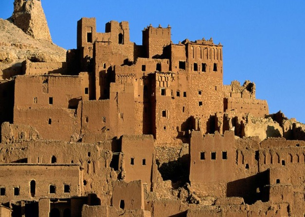 Ait Benhaddou, Kasbah Valley, MOROCCO