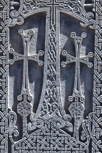 Stunningly carved Byzantine crosses