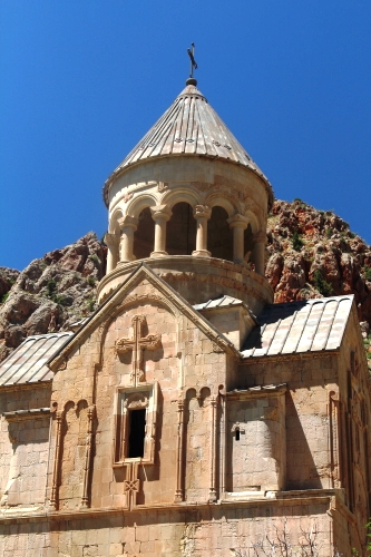Beautiful Noravank Cathedral