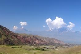 Stunning Armenian landscape