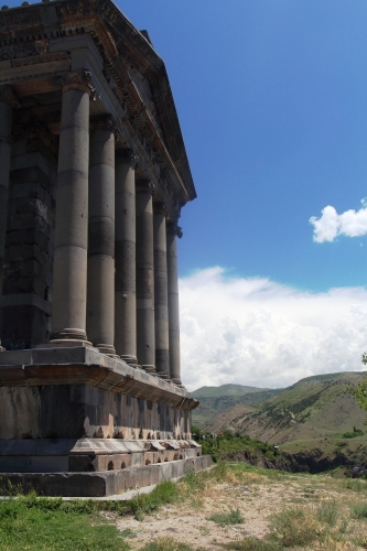 Roman Temple at Garni