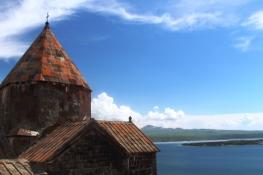 9th C Sevan Monastery
