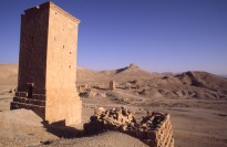 Funerary Tombs, Palmyra