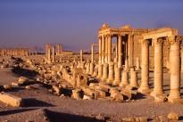 Roman ruins of Palmyra