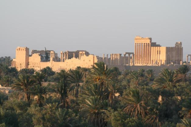 Bel Temple complex