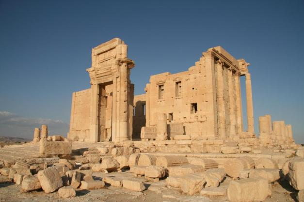 Temple of Bel before ISIS