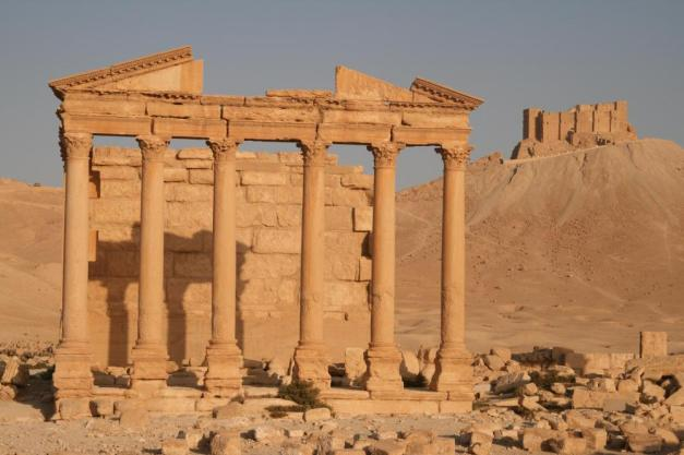 Temple of Bel Shamin