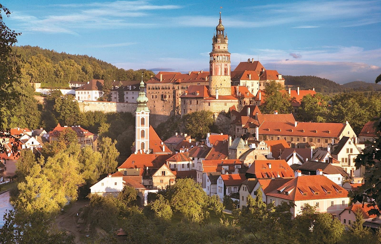 CZECH REPUBLIC – Best of Bohemia and Moravia with Krumlov Medieval ...